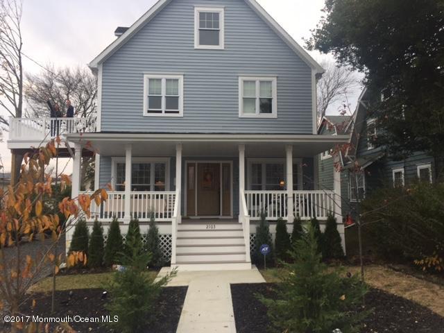 独户住宅 为 销售 在 2103 Main Street 科摩湖, 07719 美国
