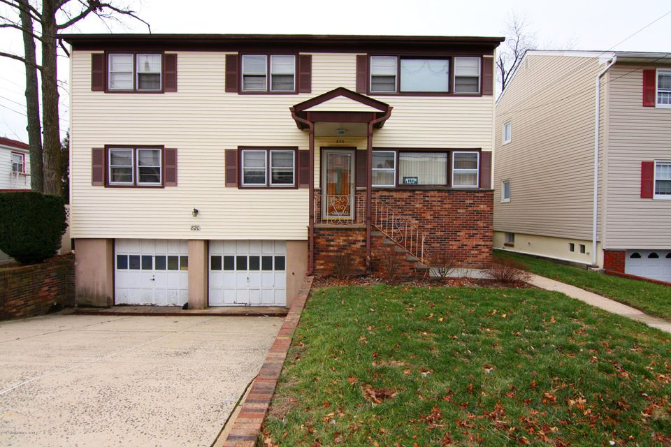 Multi-Family Home for Sale at 820 Dewey Street Union, New Jersey 07083 United States