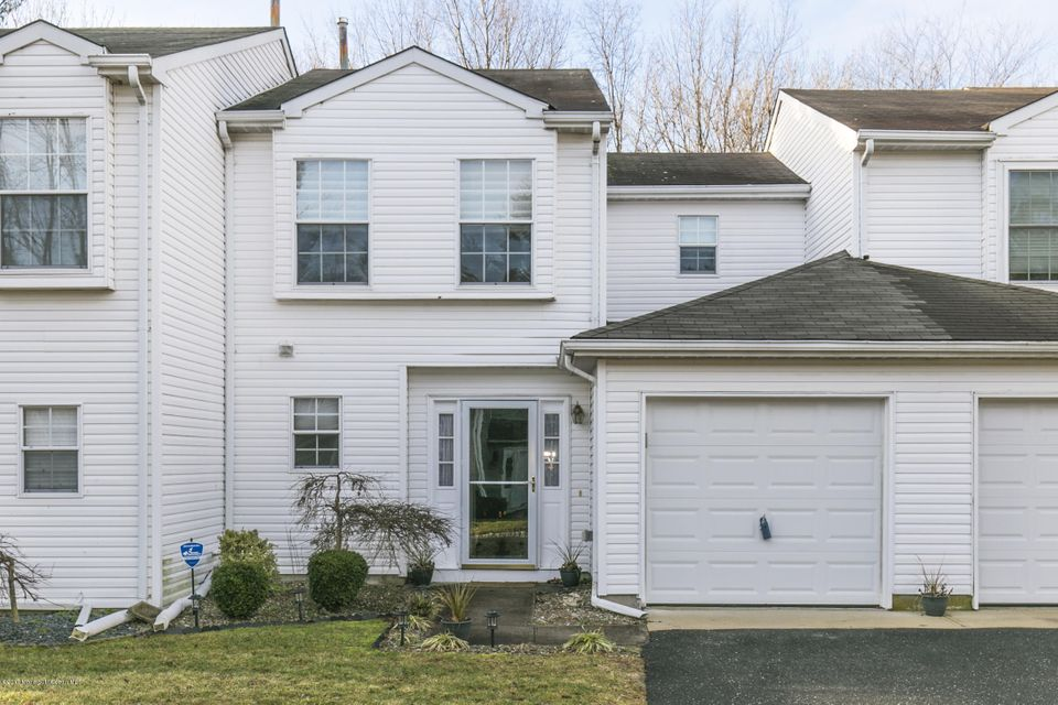 Condominium for Sale at 6 Pointe Circle Tinton Falls, New Jersey 07753 United States