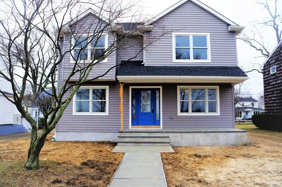 Maison unifamiliale pour l Vente à 308 Niblick Street Point Pleasant Beach, New Jersey 08742 États-Unis