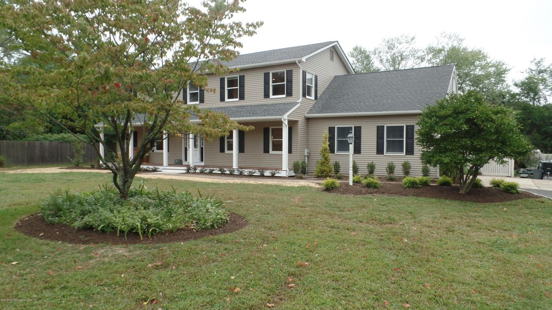 Maison unifamiliale pour l Vente à 2168 Allenwood Road 2168 Allenwood Road Allenwood, New Jersey 08720 États-Unis