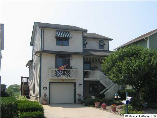 Casa Unifamiliar por un Venta en 1456 Bayview Avenue South Seaside Park, Nueva Jersey 08752 Estados Unidos