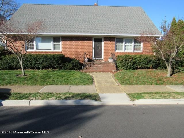 Single Family Home for Rent at 600 Philadelphia Boulevard Sea Girt, 08750 United States