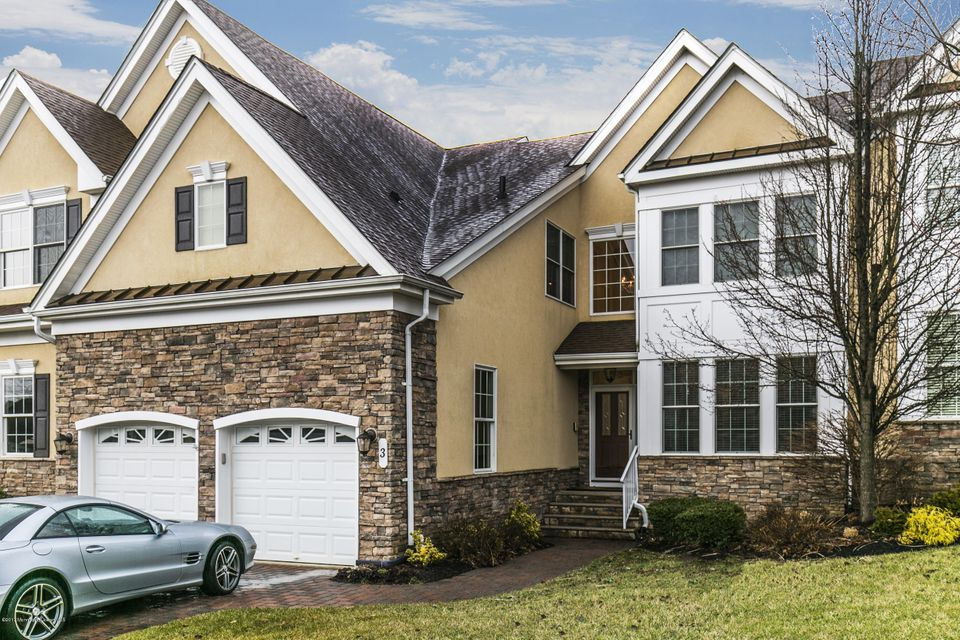 Single Family Home for Sale at 3 Mineral Springs Lane Tinton Falls, 07724 United States