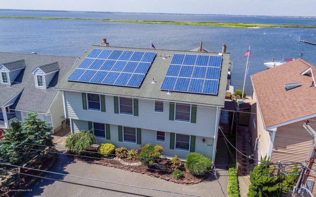 Single Family Home for Sale at 245 Bryn Mawr Avenue Lavallette, 08735 United States