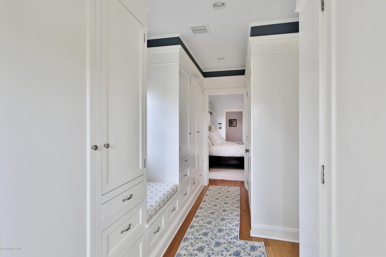 The Master Bedroom - Dressing Room