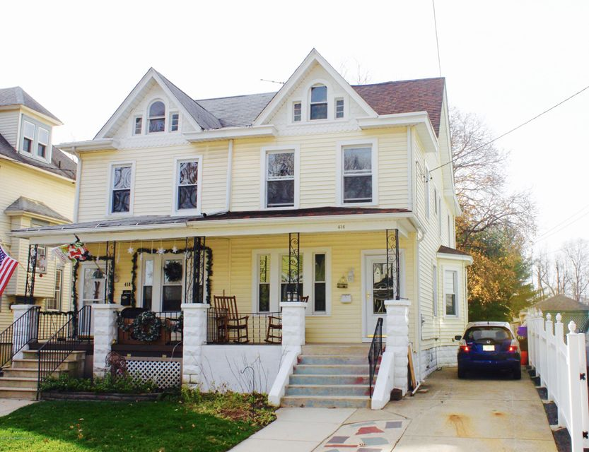 Single Family Home for Sale at 416 Sloan Avenue West Collingswood, New Jersey 08107 United States