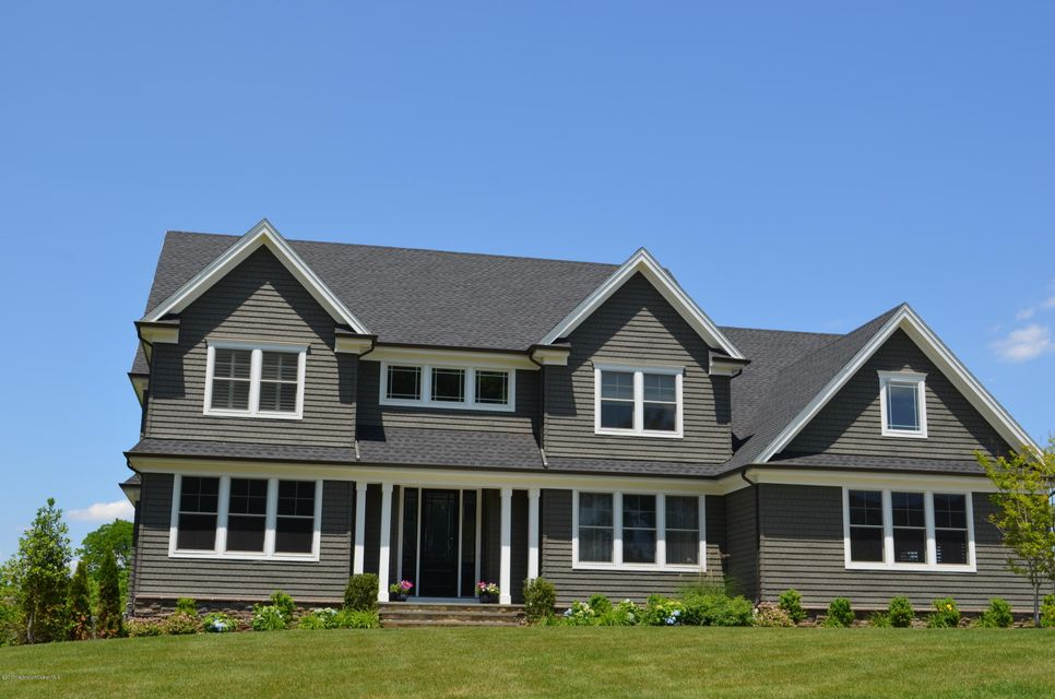 Photo of home for sale at 4 Legend Hollow Court Court, Freehold NJ