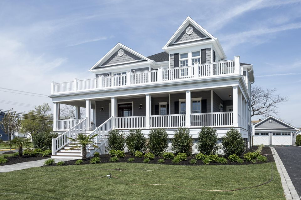 Single Family Home for Sale at 15 Anderson Street Monmouth Beach, New Jersey 07750 United States