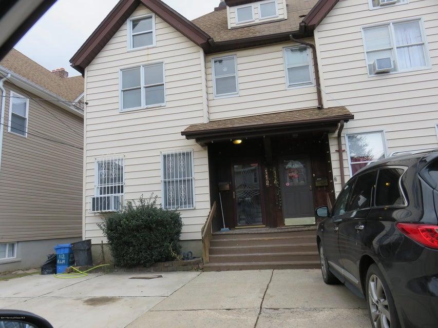 Casa Unifamiliar por un Venta en 112 Elm Street Elizabeth, Nueva Jersey 07208 Estados Unidos
