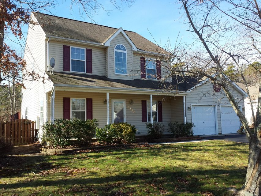 Single Family Home for Sale at 1739 Breakers Drive Manahawkin, New Jersey 08050 United States