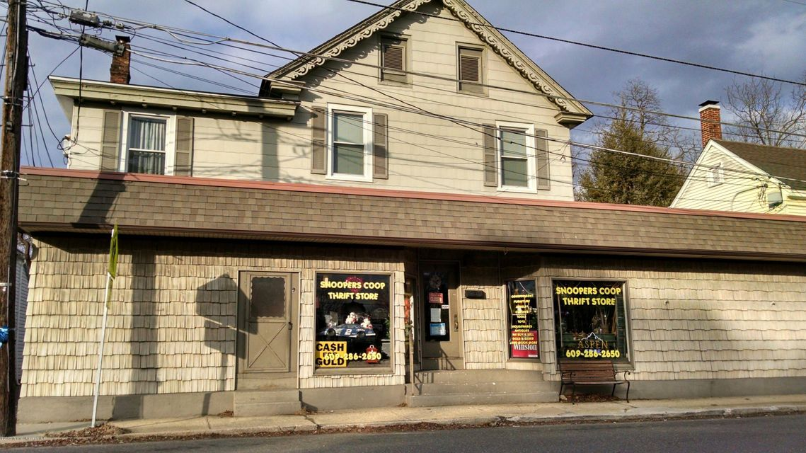 Commercial for Sale at 9 Main Street New Egypt, New Jersey 08533 United States