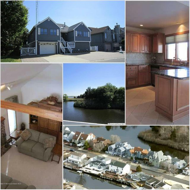Single Family Home for Sale at 10 Creekview Road Barnegat, 08005 United States