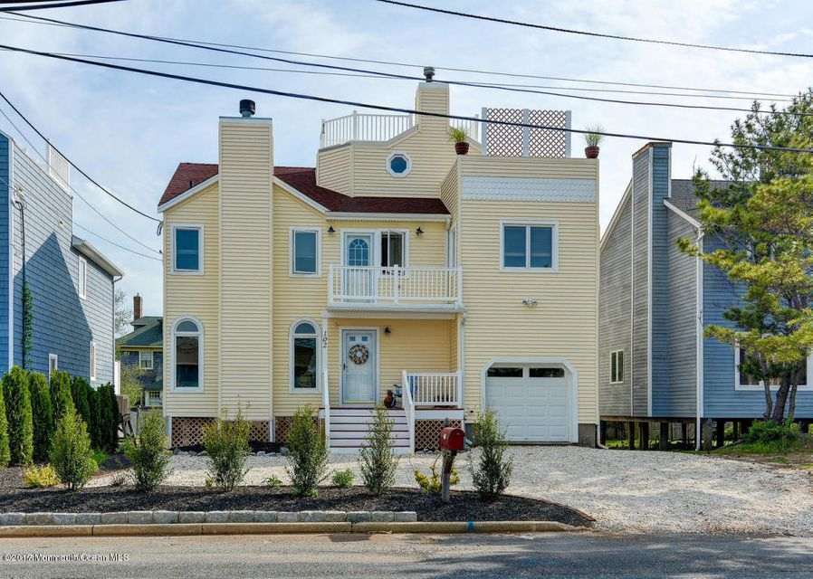 Single Family Home for Rent at 102 Delaware Avenue Point Pleasant Beach, New Jersey 08742 United States