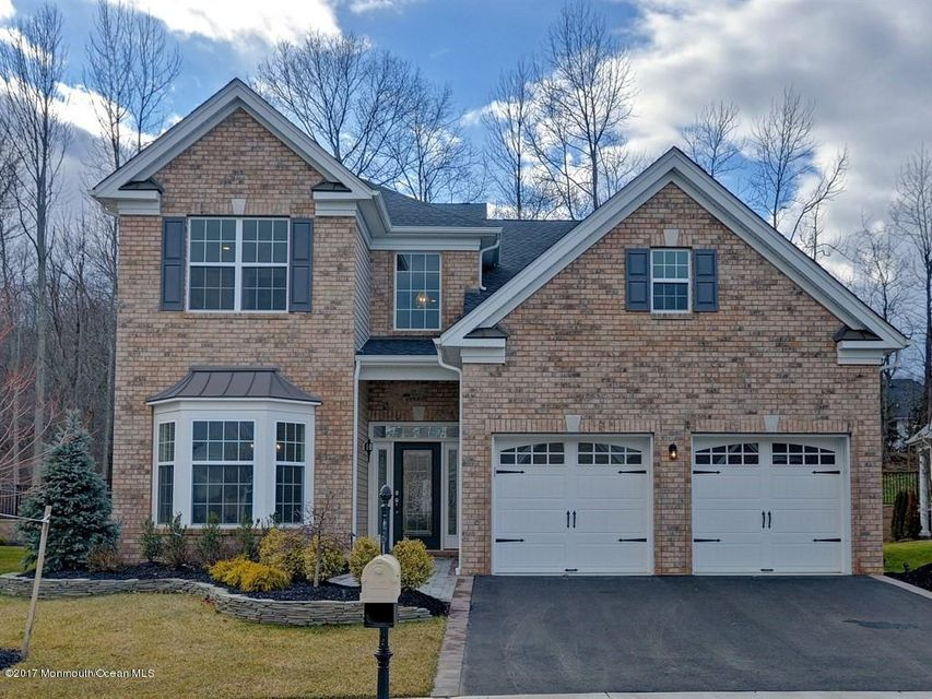 Single Family Home for Sale at 82 Sunset Drive Tinton Falls, New Jersey 07724 United States