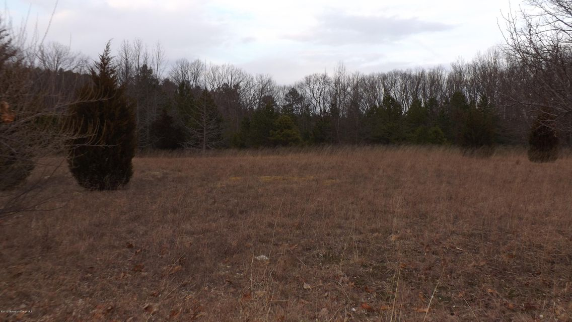 Land for Sale at 11 Fox Chase Road Plumsted, New Jersey 08533 United States