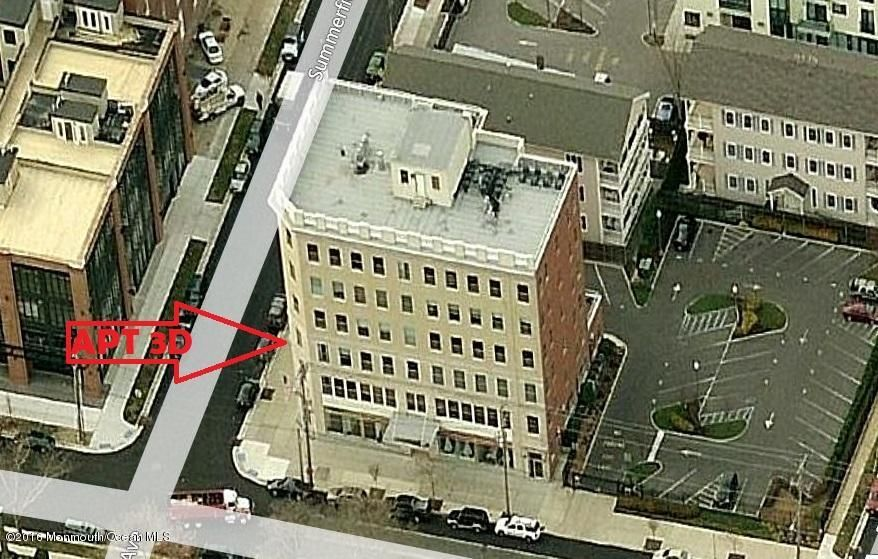 共管式独立产权公寓 为 出租 在 501 Grand Avenue 艾斯柏瑞公园市, 07712 美国
