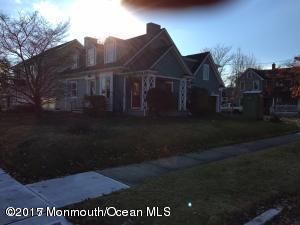 Single Family Home for Rent at 1500 7th Avenue Neptune, New Jersey 07753 United States
