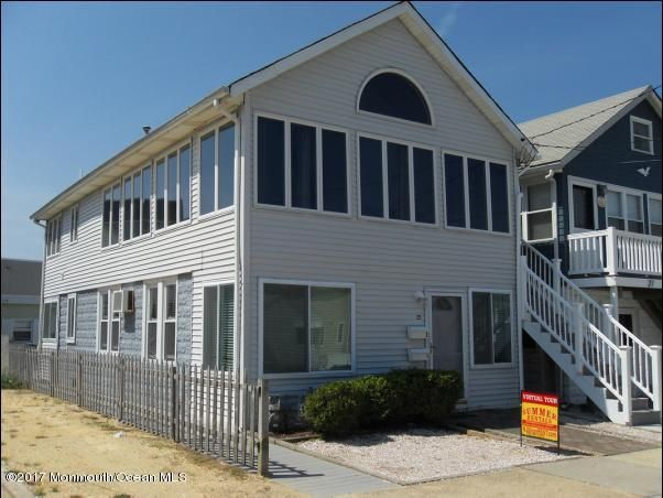 Multi-Family Home for Rent at 25 L Street Seaside Park, 08752 United States