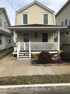 Casa Unifamiliar por un Alquiler en 120 Park Place Avenue Bradley Beach, Nueva Jersey 07720 Estados Unidos