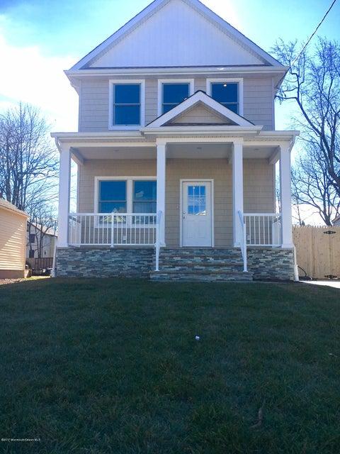 Maison unifamiliale pour l Vente à 41 Bank Street Red Bank, New Jersey 07701 États-Unis