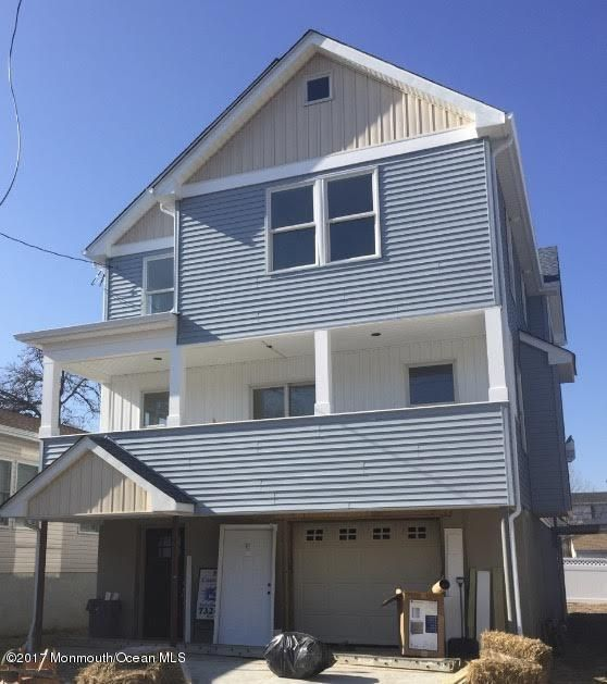 Single Family Home for Sale at 608 Monmouth Avenue Port Monmouth, New Jersey 07758 United States