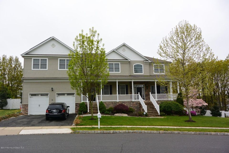 Single Family Home for Sale at 31 Gibson Drive Hazlet, 07730 United States