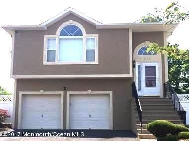Single Family Home for Sale at 243 Monroe Street Rahway, New Jersey 07065 United States