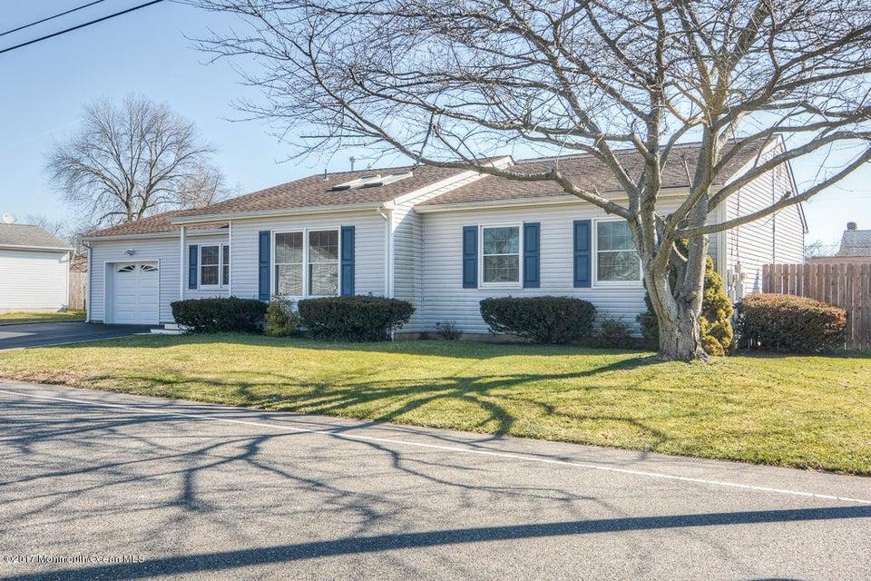 独户住宅 为 销售 在 1321 Pacific Avenue Beachwood, 08722 美国