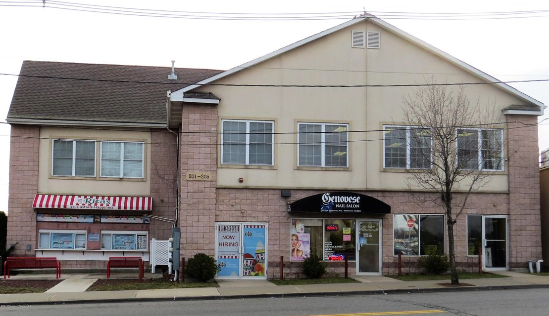 Commercial for Sale at 201-205 New Brunswick Avenue Perth Amboy, New Jersey 08861 United States
