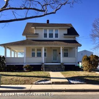 独户住宅 为 出租 在 94 Church Street 贝尔福德, 新泽西州 07718 美国