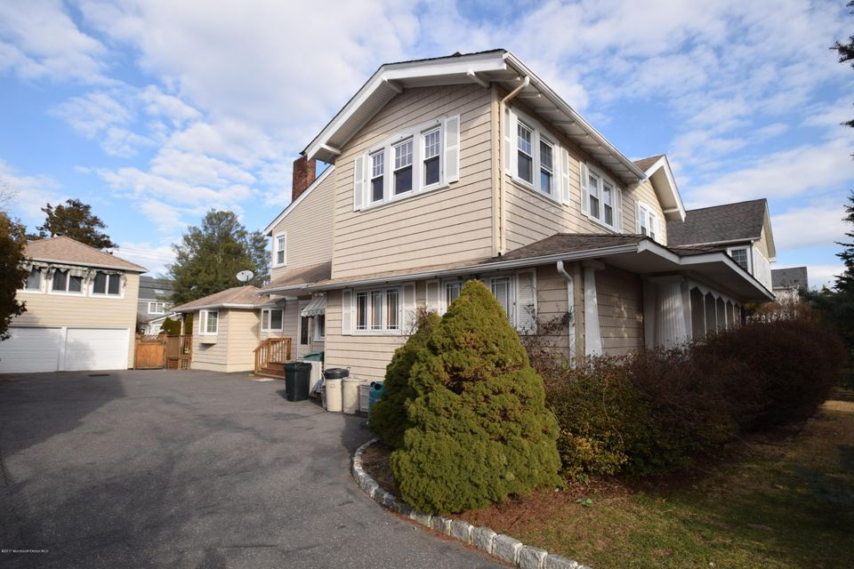 Single Family Home for Rent at 305 New York Boulevard Sea Girt, 08750 United States