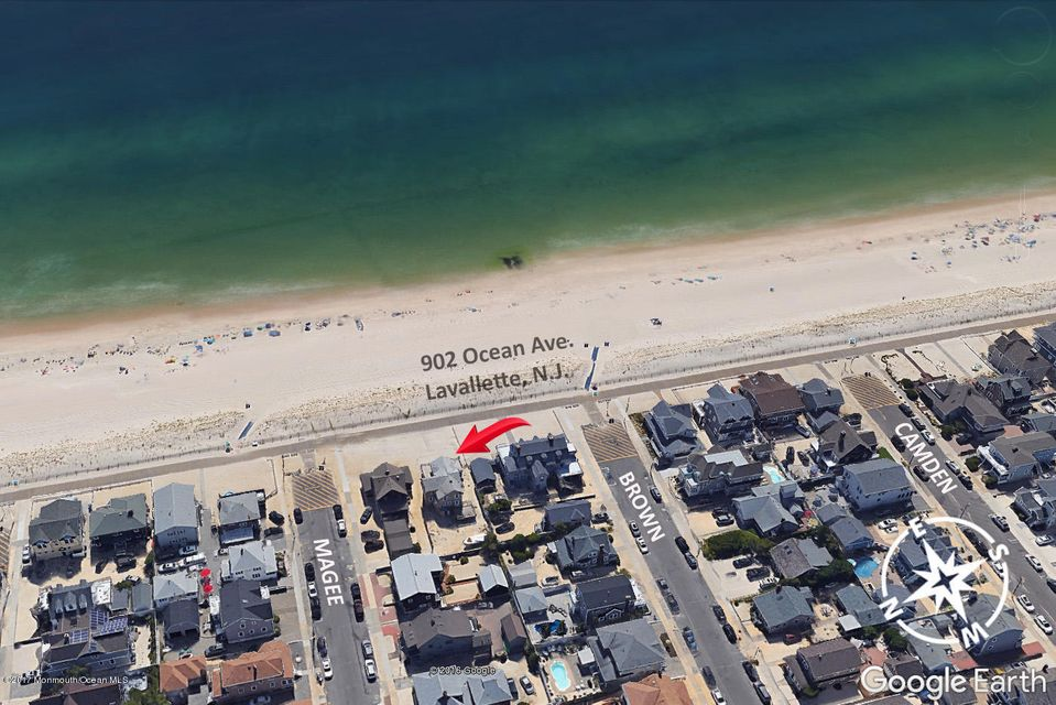 Additional photo for property listing at 902 Ocean Avenue 902 Ocean Avenue Lavallette, New Jersey 08735 United States