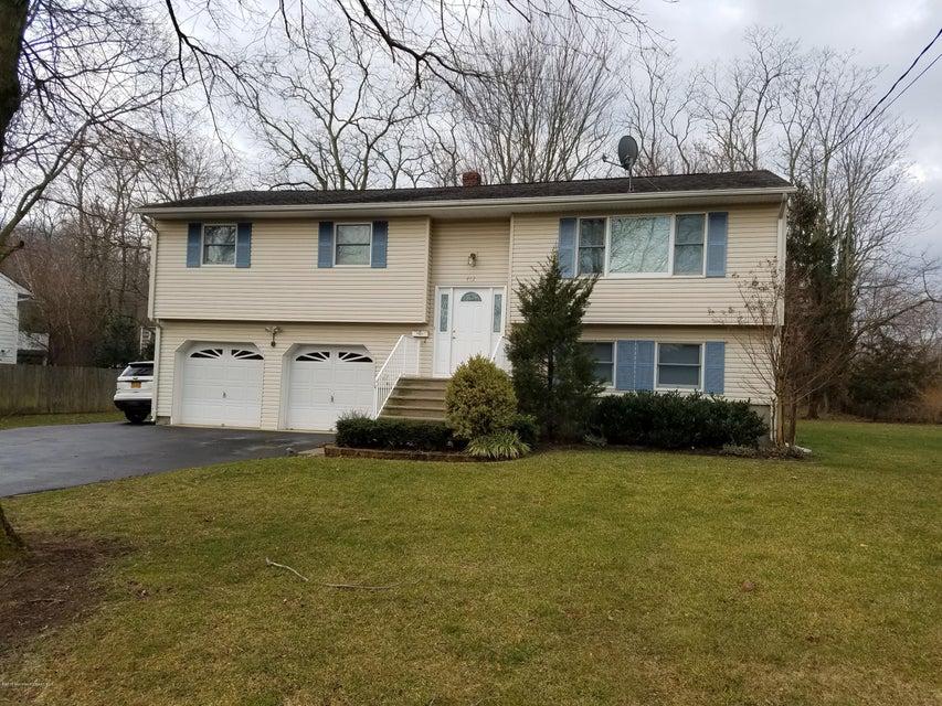 Casa Unifamiliar por un Venta en 412 Martin Court Leonardo, Nueva Jersey 07737 Estados Unidos