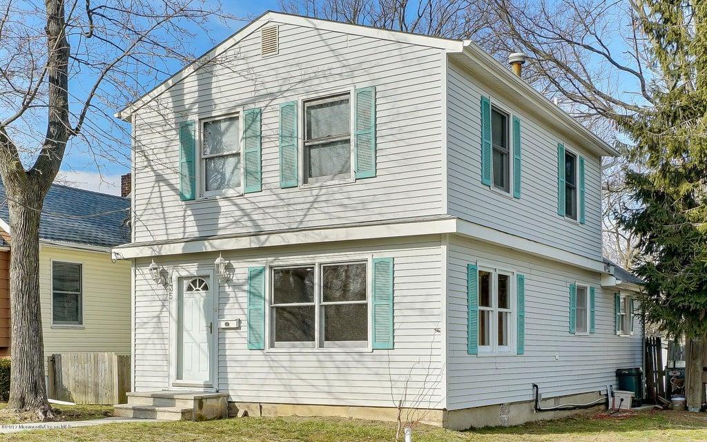 Casa Unifamiliar por un Venta en 135 Burlington Avenue Leonardo, Nueva Jersey 07737 Estados Unidos
