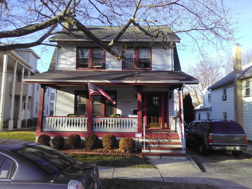 Single Family Home for Sale at 111 Jackson Street South River, New Jersey 08882 United States