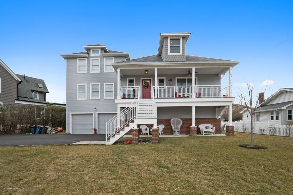 Single Family Home for Rent at 18 Valentine Street Monmouth Beach, 07750 United States