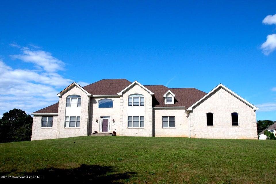 Maison unifamiliale pour l à louer à 3 Judge Lane Manalapan, New Jersey 07726 États-Unis