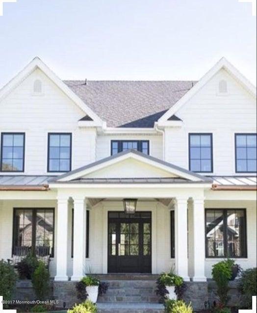 Maison unifamiliale pour l Vente à 45 Laurel Drive Fair Haven, New Jersey 07704 États-Unis
