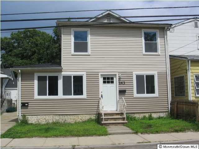 Single Family Home for Rent at 143 Center Avenue Keansburg, New Jersey 07734 United States