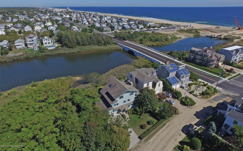 Single Family Home for Sale at 105 The Terrace Sea Girt, 08750 United States