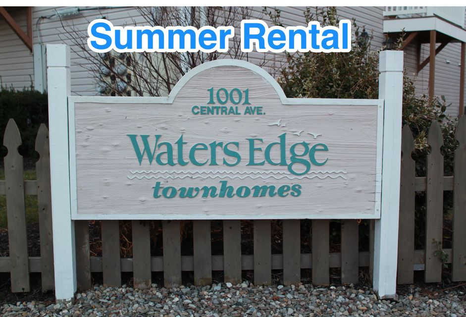 Condominio por un Alquiler en 1001 Central Avenue Bradley Beach, Nueva Jersey 07720 Estados Unidos