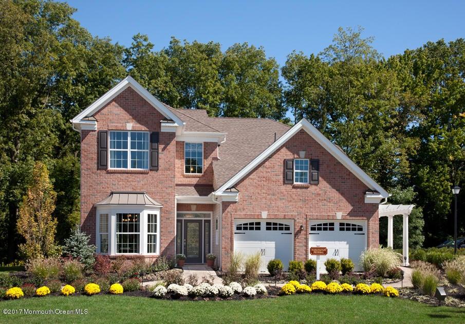 独户住宅 为 销售 在 16 Northcrest Drive 廷顿瀑布市, 07724 美国