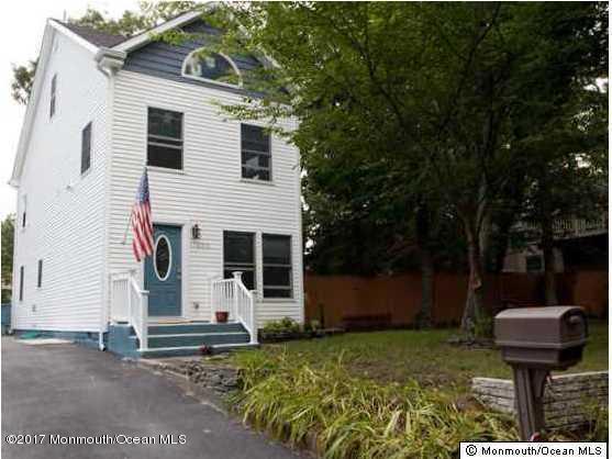 Casa Unifamiliar por un Alquiler en 330 Prospect Avenue Neptune, Nueva Jersey 07753 Estados Unidos