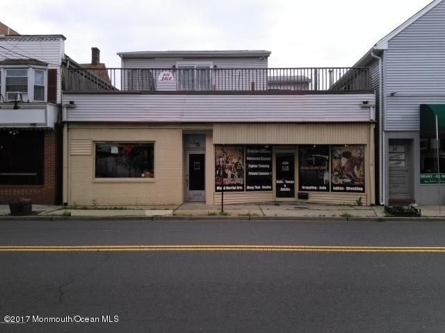 Commercial for Sale at 36 Main Street Englishtown, 07726 United States