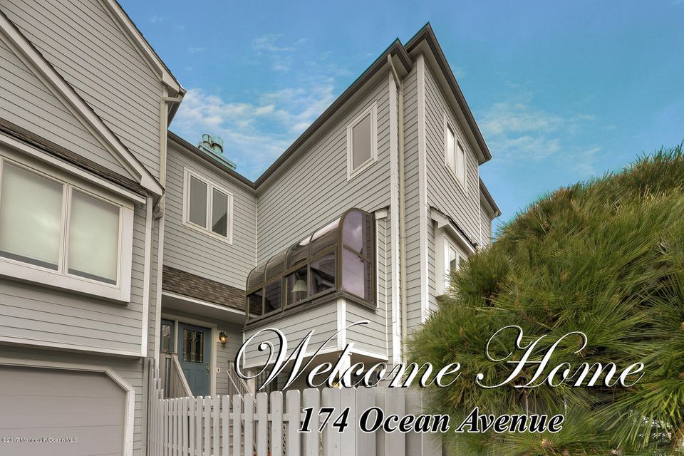Condominium for Sale at 174 Ocean Avenue Sea Bright, New Jersey 07760 United States
