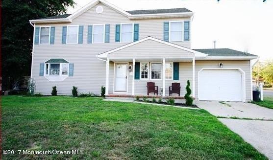 独户住宅 为 出租 在 438 Chestnut Drive Lanoka Harbor, 新泽西州 08734 美国