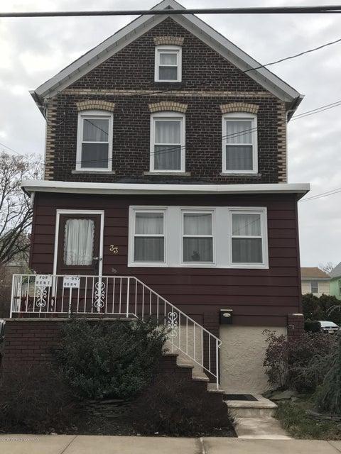 独户住宅 为 出租 在 33 Jeanette Street Carteret, 新泽西州 07008 美国