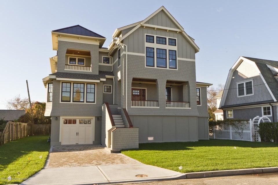Maison unifamiliale pour l Vente à 45 Strickland Street Bay Head, New Jersey 08742 États-Unis