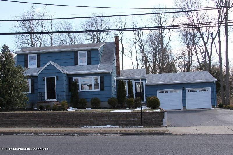 Single Family Home for Sale at 152 Church Street Aberdeen, New Jersey 07747 United States